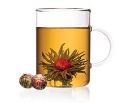 פקעות תה פרח