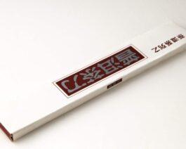 סכין לתה פואר (ידית עגלגלת)