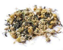 תה ירוק קמומיל