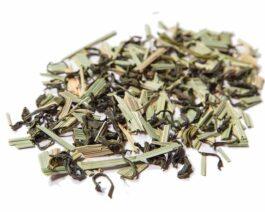 תה ירוק יסמין לימונית