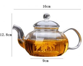 "Tea pot ""Classic"" 800ml"